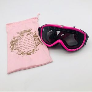Juicy Couture Ski/Snow Board Goggles